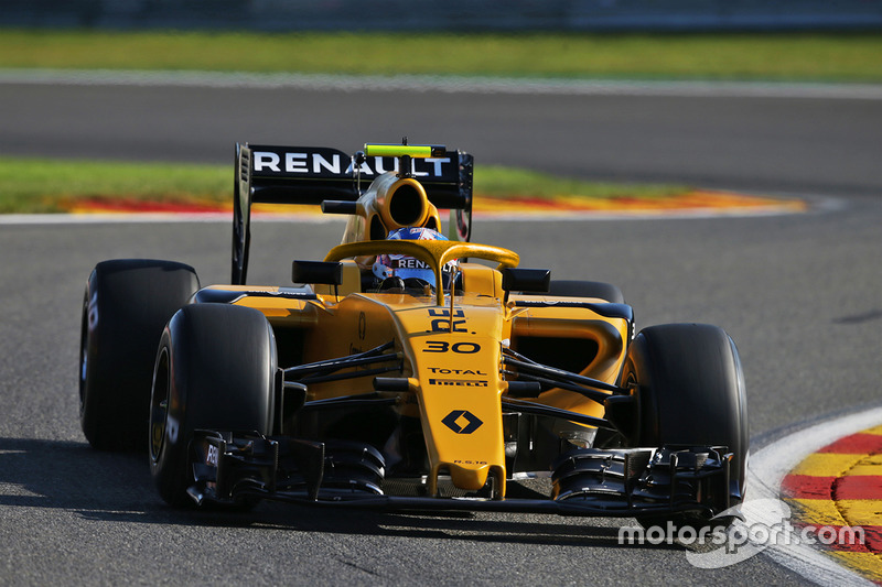 Renault R.S.16, Halo customisé