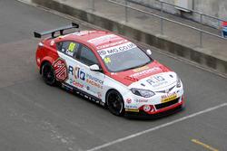 #66 Josh Cook, MG Racing RCIB Insurance, MG6GT