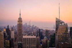 Manhattan, lo skyline