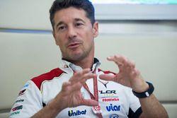 Lucio Cecchinello, Team LCR Honda Team Principal