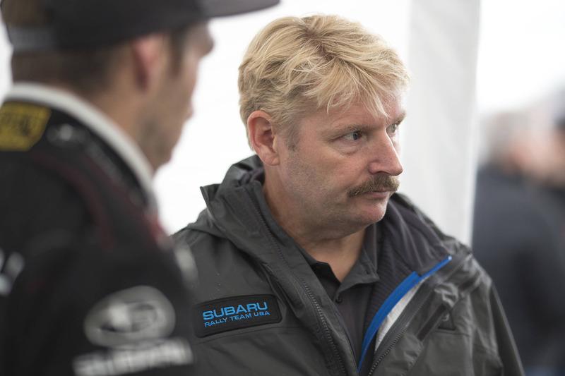 Lance Smith, propriétaire du Team Subaru