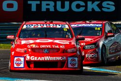 Jason Bright und Andrew Jones, Brad Jones Racing, Holden