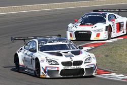 #15 BMW Team Italia BMW M6 GT3: Max Koebolt, Stefano Colombo, Giorgio Roda