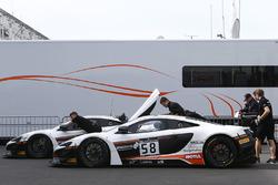 #58 Garage 59 McLaren 650 S GT3