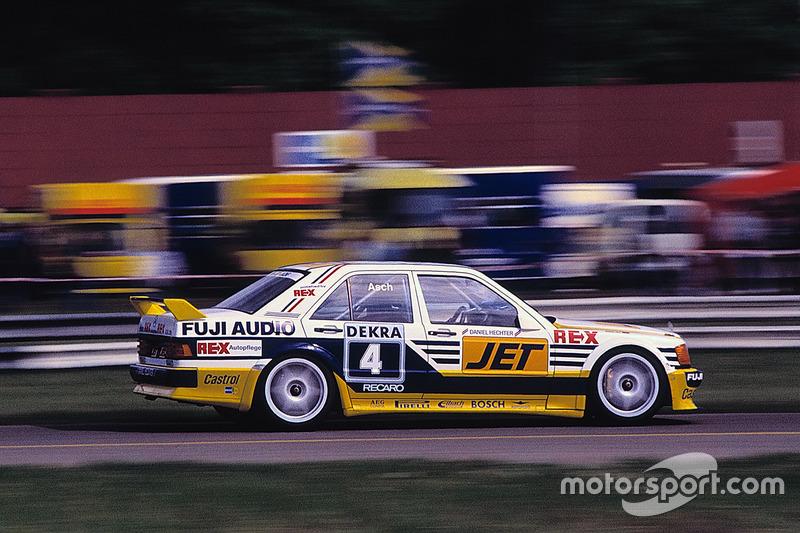 Roland Asch, MS-Mercedes