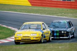 Бернд Шнайдер, Grab Ford Sierra XR4Ti и Харальд Грос, Valier BMW M3