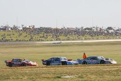 Camilo Echevarria, Coiro Dole Racing Chevrolet, Christian Ledesma, Sprint Racing Chevrolet, Juan Man