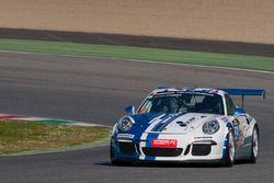 #59 GT 3 Poland Porsche 991 Cup: Robert Lukas, Stanislaw Jedlinski, Marcin Jedlinski, Bartosz Opiola