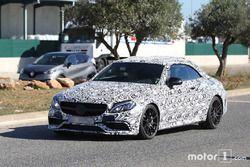 2017 Mercedes-AMG C63 Cabriolet
