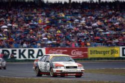 Франк Била, Audi V8 quattro