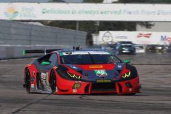 #48 Paul Miller Racing Lamborghini Huracan: Bryan Sellers, Madison Snow, Bryce Miller
