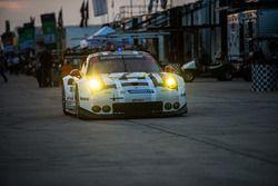 #912 Porsche Team North America Porsche 911 RSR: Michael Christensen, Earl Bamber, Frédéric Makowiec