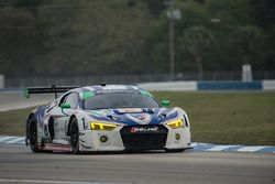 #9 Stevenson Motorsports Audi R8 LMS GT3: Matt Bell, Lawson Aschenbach, Dion von Moltke