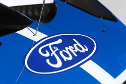 #66 Ford Chip Ganassi Racing Team UK Ford GT, Ford logo