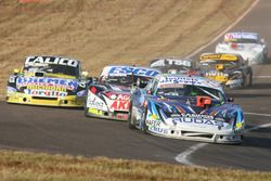 Martin Ponte, Nero53 Racing Dodge, Guillermo Ortelli, JP Racing Chevrolet, Emanuel Moriatis, Martine