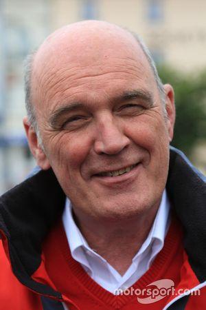 Dr. Wolfgang Ullrich ,Chef Audi Sport
