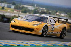 #37 Scuderia Praha Ferrari 458 Challenge Evo: Jan Danis