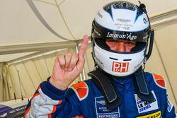LMGTE polesitter Darren Turner, Aston Martin Racing