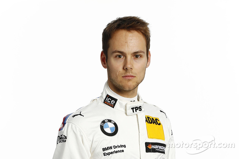 Tom Blomqvist, RBM-BMW