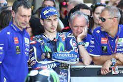 Segundo, Jorge Lorenzo, Yamaha Factory Racing
