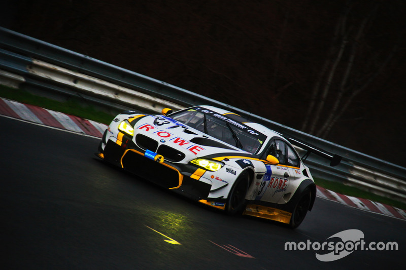 #23 ROWE Racing, BMW M6 GT3