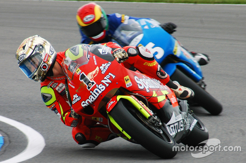 2007 - Aprilia (250cc)