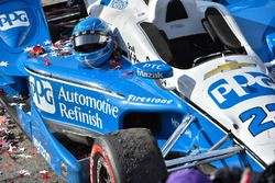 Simon Pagenaud, Team Penske Chevrolet yarış galibi