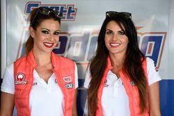 Pramac Racing grid kızları