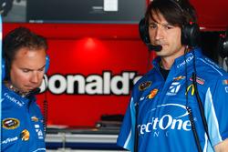 Matt McCall, chef d'équipe de Chip Ganassi Racing Chevrolet