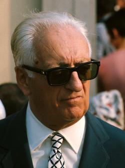 Enzo Ferrari en 1971