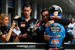 Le troisième, Jorge Navarro, Estrella Galicia 0,0