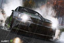 WRC 6, Skoda Fabia