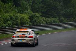 #175 mathilda racing - Team pistenkids, Volkswagen Scirocco GT-RS: Michael Paatz, Knut Kluge, Josef