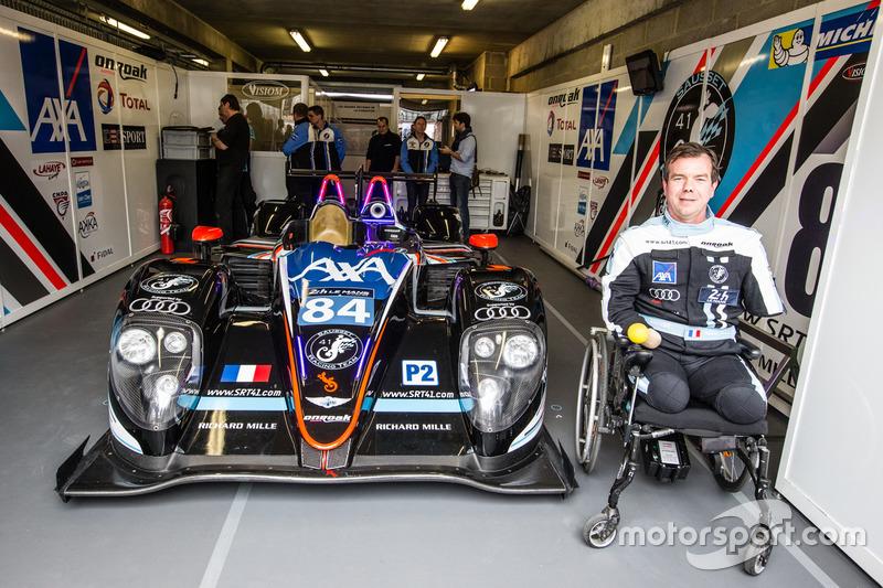 32: (GARAGE 56) #84 SRT41 by Oak Racing Morgan - Nissan: Frédéric Sausset, Christophe Tinseau, Jean-Bernard Bouvet