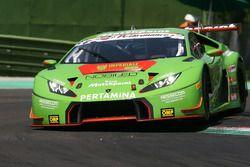 Bortolotti-Mul Imperiale Racing, Lamborghini Huracan S.GT3 #16