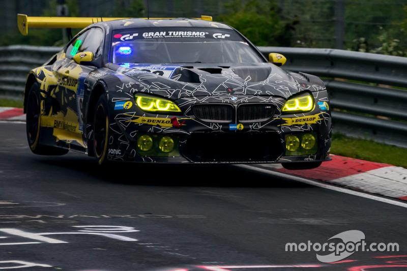 6. #999 Walkenhorst Motorsport powered by Dunlop, BMW M6 GT3