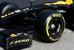 Détails des pneus Pirelli 2017