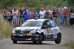 Roberto Vescovi e Giancarla Guzzi, Renault Clio R R3T, ASD Gr Sport