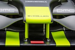 #4 ByKolles Racing CLM P1/01 nariz frontal aerodinámico