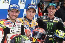 Марк Маркес, Repsol Honda Team, Кэл Кратчлоу, Team LCR Honda, Пол Эспаргаро, Monster Yamaha Tech 3