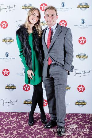Aimi Gilmore und Tom Hunt