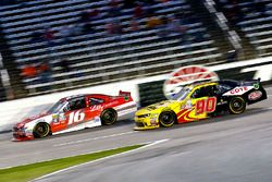 Ryan Reed, Roush Fenway Racing, Ford und Martin Roy, Chevrolet