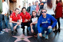 Даниэль Абт, Лукас ди Грасси, ABT Schaeffler Audi Sport, Ник Хайдфельд, Mahindra Racing, Робин Фрейн