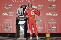Racewinnaar Scott Dixon, Chip Ganassi Racing Chevrolet