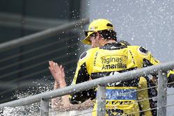 Race winner Alex Rins, Paginas Amarillas HP 40, Kalex