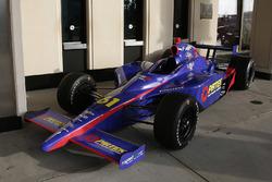 Das Fahrzeug von Team Murray