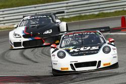#17 KÜS TEAM75 Bernhard, Porsche 911 GT3 R: David Jahn, Chris van der Drift