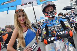 La charmante Grid Girl de Jack Miller, Marc VDS Racing Honda