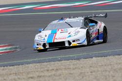 Lamborghini Huracan #102, Galbiati-Sartori, Antonelli Motorsport