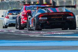 #12 Leipert Motorsport Lamborghini Huracan Super Trofeo: Fredy Barth, Oliver Ditzler, Jurgen Krebs,